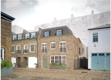 Thumbnail 3 bed detached house for sale in Montagu Mews North, Marylebone