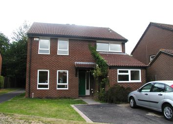 Thumbnail 4 bed detached house to rent in Ormesby Drive, Chandler's Ford, Eastleigh