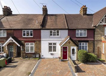 Thumbnail 2 bed terraced house for sale in London Road, Swanley
