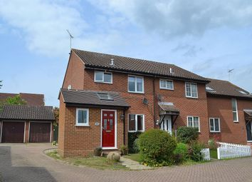 Thumbnail 3 bed terraced house for sale in Honeybourne, Bishop's Stortford