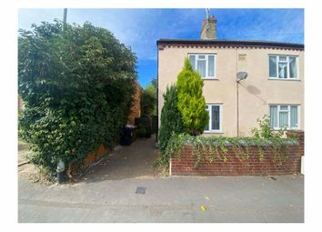 Thumbnail 3 bed semi-detached house to rent in Crown Street, Peterborough