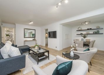 Thumbnail 2 bed flat for sale in Belvedere Drive, Wimbledon Village