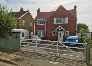 Thumbnail 4 bed detached house for sale in Anderby Road, Chapel St Leonards, Skegness, Lincolnshire