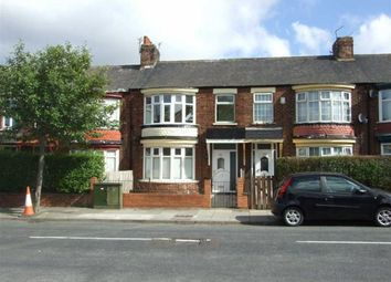 Thumbnail 3 bedroom terraced house for sale in Oxford Road, Middlesbrough