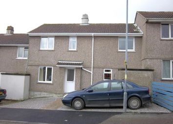 Thumbnail 3 bed terraced house to rent in Collins Parc, Stithians, Truro, Cornwall
