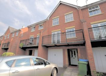 Thumbnail 4 bed mews house to rent in Holden Avenue, Whalley Range, Manchester