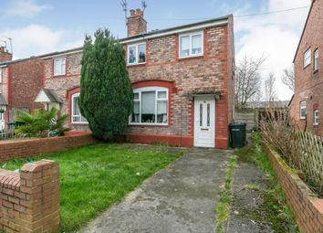Thumbnail 3 bed semi-detached house for sale in Park Road, Ellesmere Port, Cheshire