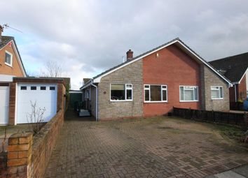 Thumbnail 3 bed bungalow for sale in Egerton Grove, Carlisle