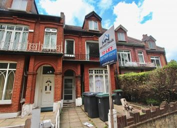 Thumbnail 2 bed flat to rent in Willoughby Road, Turnpike Lane, London