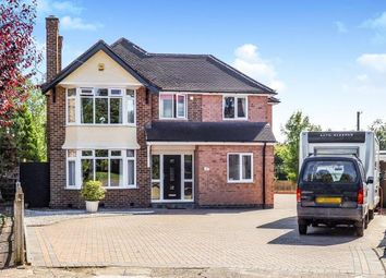 4 bed detached house for sale in Clumber Avenue, Chilwell, Nottingham, Nottinghamshire NG9