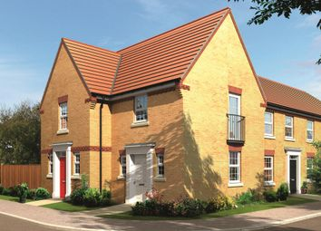 "Thumbnail 1 bed end terrace house for sale in ""Lewes"" at Lightfoot Lane, Fulwood, Preston"