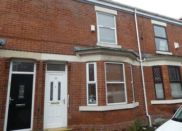 Thumbnail 2 bed terraced house for sale in Langshaw Street, Old Trafford, Manchester.