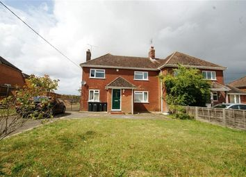 Thumbnail 4 bed semi-detached house to rent in Barrow Hill, Goodworth Clatford, Andover