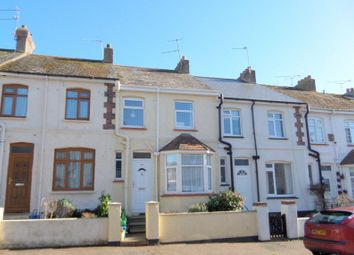 Thumbnail 3 bed terraced house for sale in Armytage Road, Budleigh Salterton, Devon