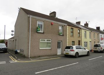 Thumbnail 3 bed end terrace house for sale in Bridgend Road, Aberkenfig, Bridgend