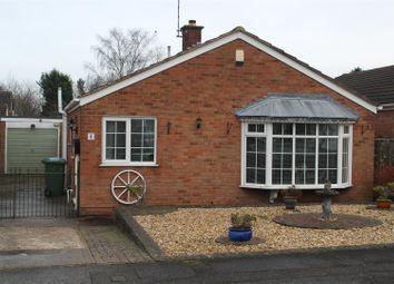 Thumbnail 2 bed detached bungalow for sale in Wentbridge Drive, Mansfield