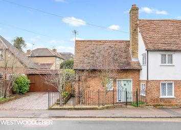 Thumbnail 2 bed end terrace house for sale in Park Lane, Broxbourne