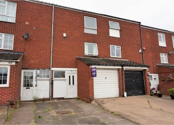 Thumbnail 3 bedroom terraced house for sale in Rover Drive, Birmingham