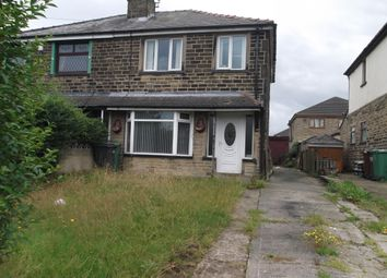 Thumbnail 3 bedroom semi-detached house to rent in Tyersal Avenue, Bradford