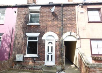 Thumbnail 2 bed terraced house for sale in Blackwall Reach, Gorleston, Great Yarmouth