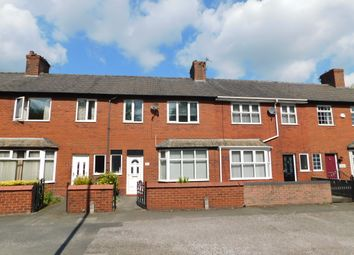 Thumbnail 3 bed terraced house to rent in Manchester Road, Warrington