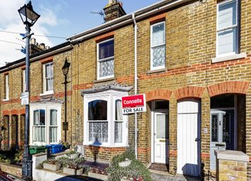 Thumbnail 2 bed terraced house for sale in Napleton Road, Faversham