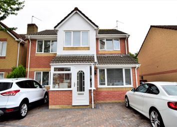 Thumbnail 4 bed detached house for sale in Thistle Close, Barry