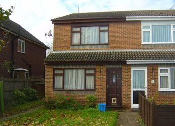 Thumbnail 1 bed terraced house to rent in Seaton Drive, Ashford
