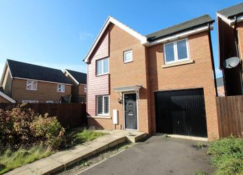 Thumbnail 4 bedroom detached house to rent in Lima Way, Peterborough