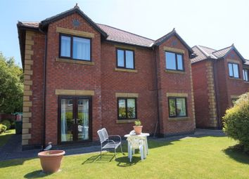 Thumbnail 2 bed flat for sale in Midway Drive, Poynton