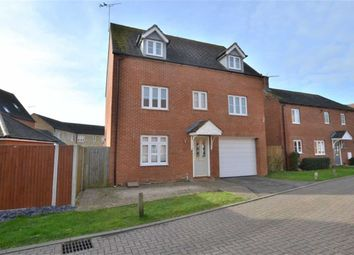 Thumbnail 5 bed detached house for sale in Finbracks, Stevenage, Herts