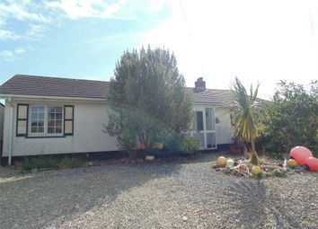 Thumbnail 3 bed detached bungalow for sale in 26 Church Road, Roch, Haverfordwest, Pembrokeshire