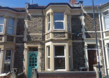 Thumbnail 2 bedroom terraced house for sale in Lena Street, Easton, Bristol