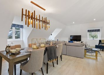 Thumbnail 2 bedroom flat for sale in Silverwood, Rickmansworth Road, Northwood, Hillingdon, London