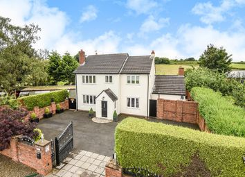 Thumbnail 4 bed detached house for sale in Sutton House, Kingsley Road, Frodsham, Cheshire