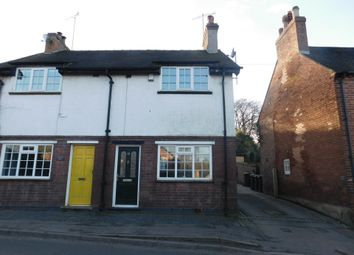 Thumbnail 2 bed semi-detached house for sale in Main Street, Repton