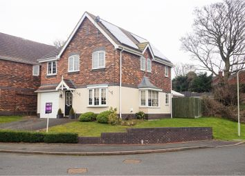 Thumbnail 4 bed detached house for sale in Bluebell Coppice, Ketley Telford