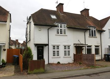 Thumbnail 2 bed semi-detached house for sale in Oyster Lane, Byfleet, West Byfleet