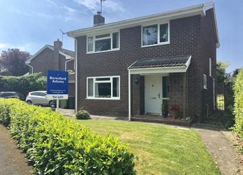 Thumbnail 4 bed detached house for sale in Covert Rise, Tattenhall, Chester, Cheshire