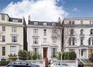 Thumbnail 3 bed maisonette for sale in Pembridge Crescent, London