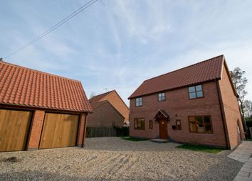 Thumbnail 4 bed detached house to rent in Becca House York Street, East Markham, Newark