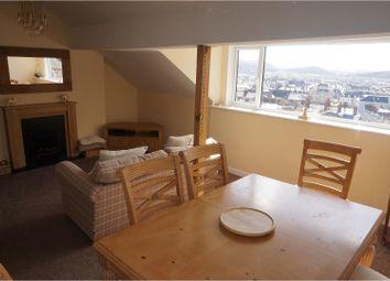 Thumbnail 2 bed flat for sale in Church Walks, Llandudno