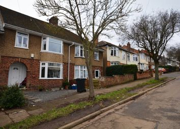 Thumbnail 3 bed terraced house for sale in Peverels Way, St James, Northampton