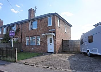 Thumbnail 4 bedroom end terrace house for sale in Turner Road, Beverley