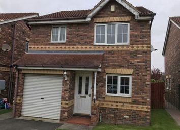 Thumbnail 3 bed detached house to rent in Turnberry Court, Normanton