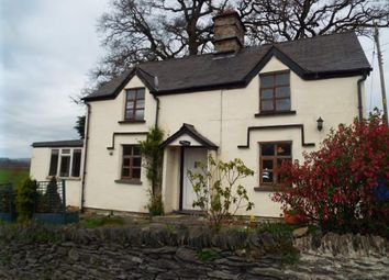 Thumbnail 2 bed detached house for sale in Tyn Y Cefn, Corwen, Denbighshire