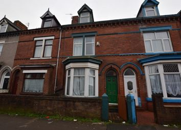Thumbnail 6 bed terraced house for sale in 17 Ainslie Street, Barrow In Furness, Cumbria