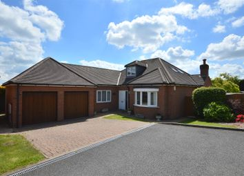 Thumbnail 4 bedroom detached bungalow for sale in Off Duffield Road, Allestree, Derby