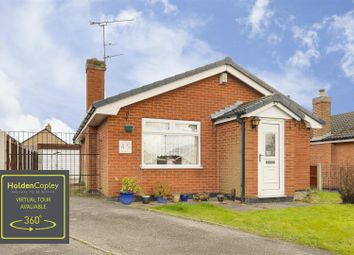 2 bed detached bungalow for sale in The Green, Huthwaite, Nottinghamshire NG17