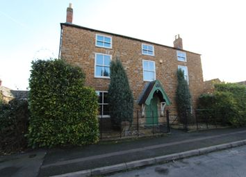 Thumbnail 5 bed detached house to rent in Stapleford Road, Whissendine, Oakham